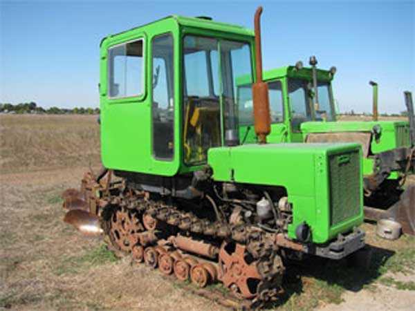 zapceasti k traktoru Т 70 С i Т 70 В - foto