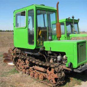 Запчасти к тракторам Т70