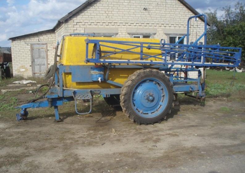 Zapchasti dlja opryskivatelej OP 2000 i OPV v Moldove foto